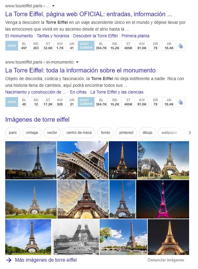 """Google y su """"Intención de búsqueda"""" del usuario 2"""
